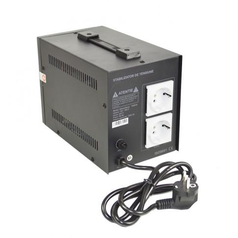 Stabilizator de tensiune SilverCloud PNI 1500VA / 900W