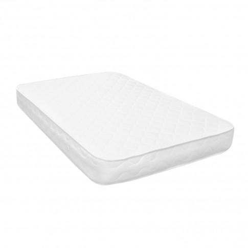 Saltea pat Prestige Elegant, superortopedica, cu spuma poliuretanica, cu arcuri, 140 x 200 cm