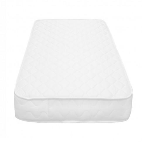 Saltea pat Prestige Elegant, superortopedica, 1 persoana, cu spuma poliuretanica, cu arcuri, 90 x 200 cm