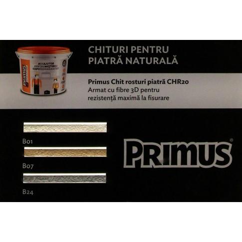 Chit de rosturi Primus Piatra Naturala CHR20 B01 blanc de blanc, interior / exterior, 5 kg