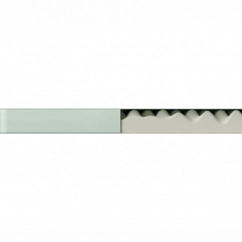 Topper saltea Dormeo Renew Eucalyptus 7Z, cu spuma memory, 80 x 200 cm