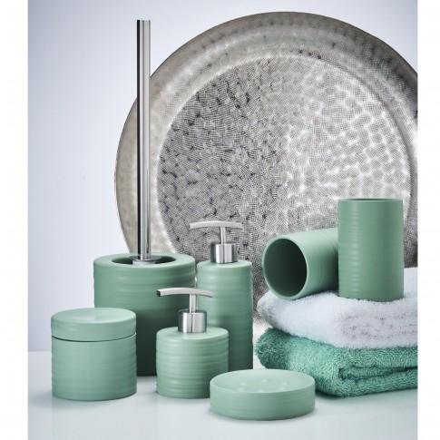 Perie WC Kleine Wolke Sahara 34275, ceramica, 12 x 37 x 12 cm