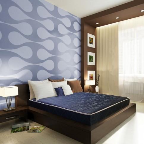 Saltea pat Bedora BluMarin, superortopedica, cu arcuri, 140 x 200 cm