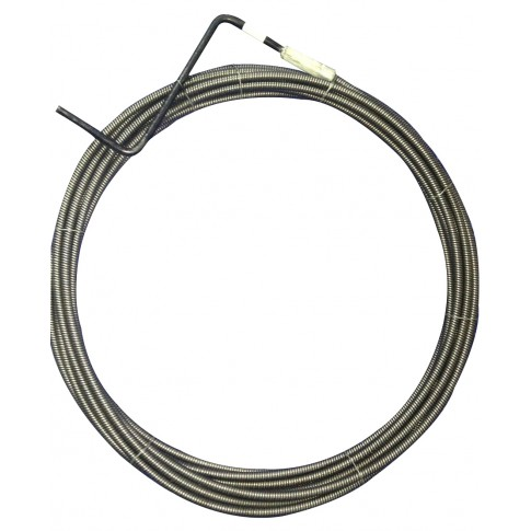 Cablu pentru desfundat canale, D 14 mm, 30 ML