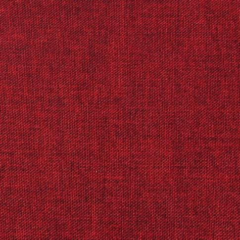 Coltar living extensibil pe stanga / dreapta Palermo, cu lada, rosu, 258 x 161 x 89 cm, 2C