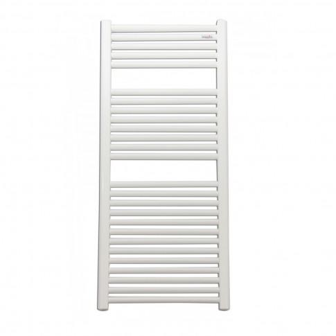 Calorifer baie Radox Scala, portprosop, drept, alb, 450 x 800 mm  + accesorii montaj