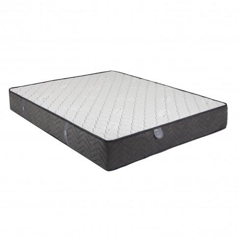 Saltea pat Ideal Sleep Elite, superortopedica, 160 x 200 cm, cu arcuri + spuma poliuretanica