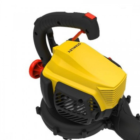 Suflanta / aspirator frunze, pe benzina, Stanley SLB-3IN1, 750 W, sac 40 l