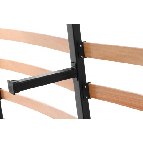 Somiera cu cadru metalic si lamele elastice, 180 x 200 cm