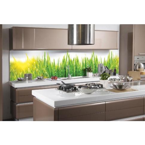 Panou decorativ bucatarie Splashback, compozit, luminescent, SPB 027, peisaj, 750 x 600 x 3 mm