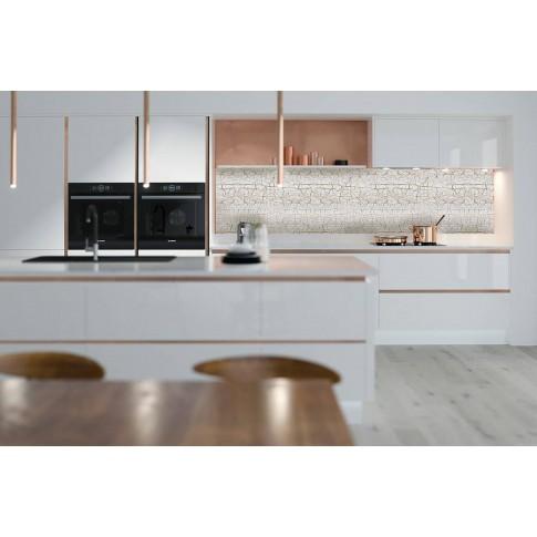 Panou decorativ bucatarie Splashback, compozit, luminescent, SPB 069, abstract, 2600 x 750 x 3 mm