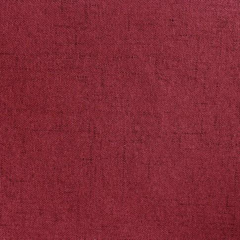 Fotoliu fix Iulia, stofa rosie, 1C