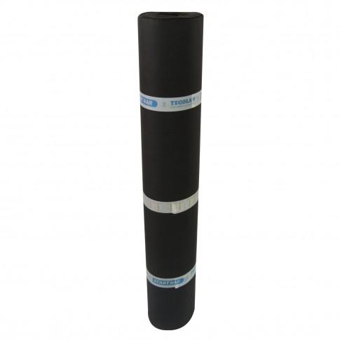 Membrana bituminoasa cu armatura Tegola Start-bar TPT, 1 x 25 m, 25 mp
