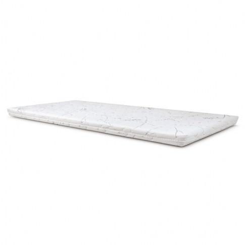 Topper saltea Adormo Classic, 120 x 200 cm, cu spuma poliuretanica