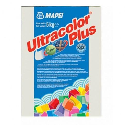 Chit de rosturi gresie si faianta Ultracolor Plus, 113 gri, interior / exterior, 5 kg