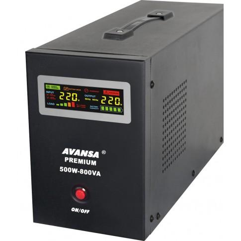 Sursa neintreruptibila Avansa 500W/800VA 12VDC