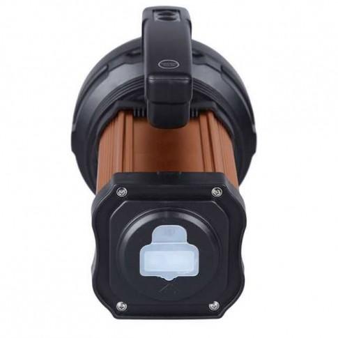 Lanterna LED Dupu LKK H8800, cu acumulator, 20W, USB