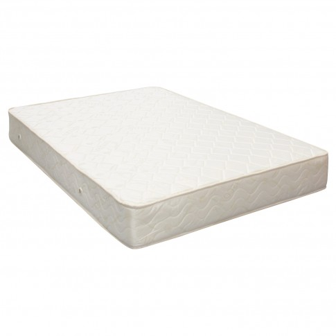 Saltea pat Viscotex superortopedica, cu spuma poliuretanica, cu arcuri, 160 x 200 cm