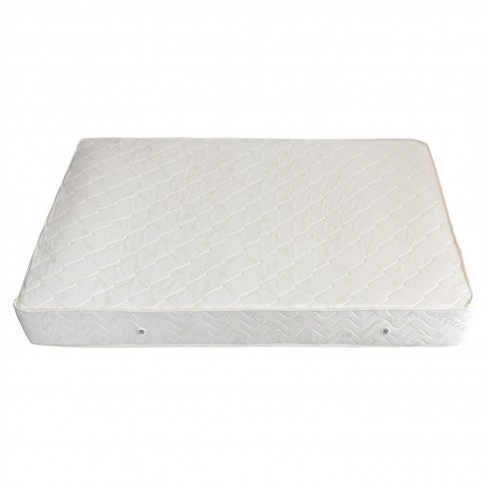 Saltea pat Viscotex superortopedica, cu spuma poliuretanica, cu arcuri, 130 x 200 cm
