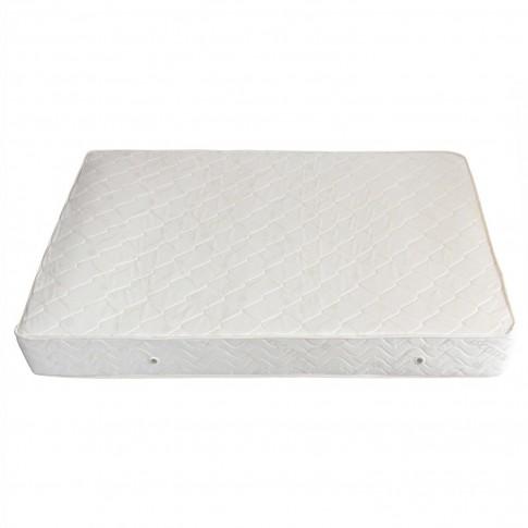 Saltea pat Viscotex superortopedica, cu spuma poliuretanica, cu arcuri, 140 x 190 cm