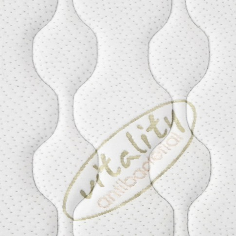 Saltea pat Magniflex Vitality, ortopedica, 160 x 200 cm, cu spuma memory + gel, fara arcuri
