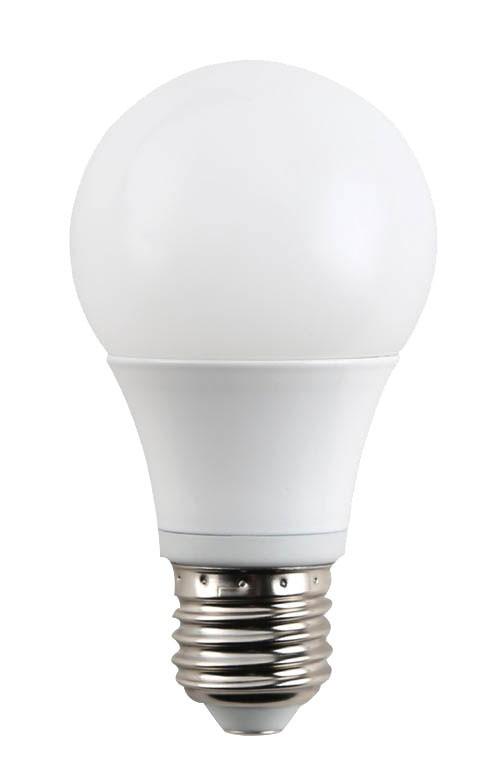 Bec LED Hepol clasic A60 E27 7W lumina calda