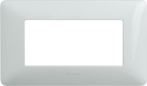 Rama Bticino Matix SAM4804BBNE, 4 module, alb