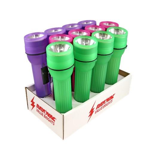 Lanterna Varta V2Dcc, alimentare baterii (2 x R20), culori diferite
