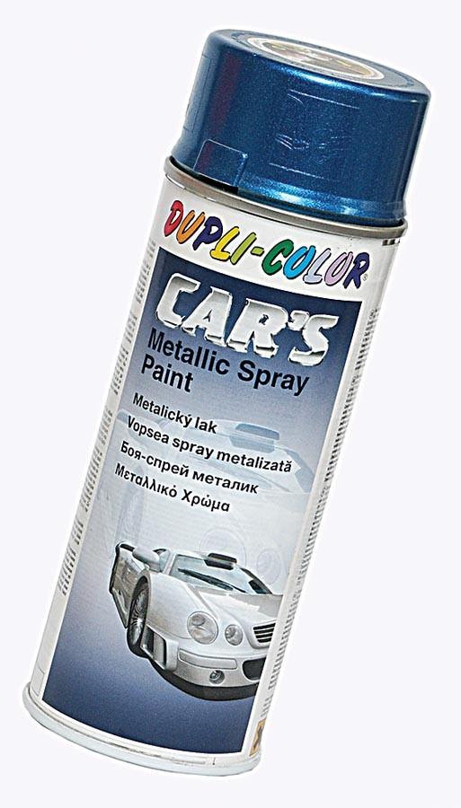 Spray CAR S metal azur 400 ml