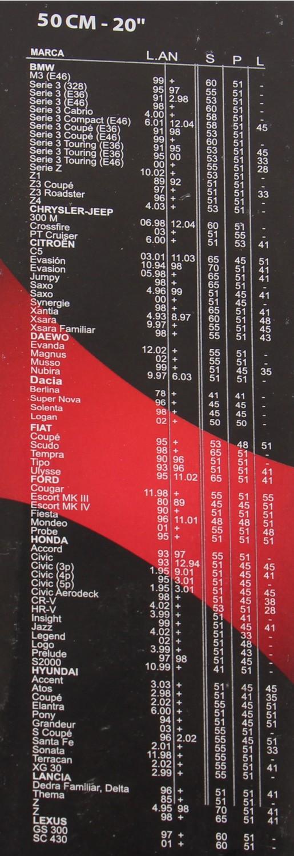 Stergator parbriz V-Max, flexibil, 20 - 50 cm, 1 buc