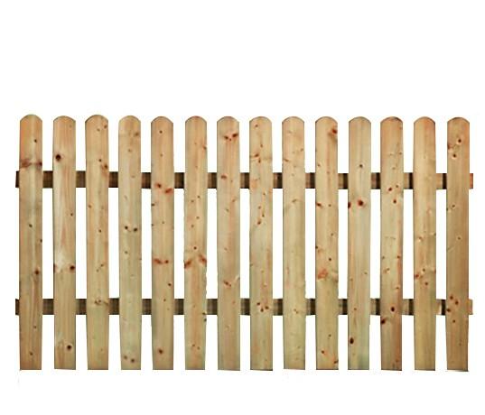 Gardulet lemn, pentru gradina, 60 x 180 cm