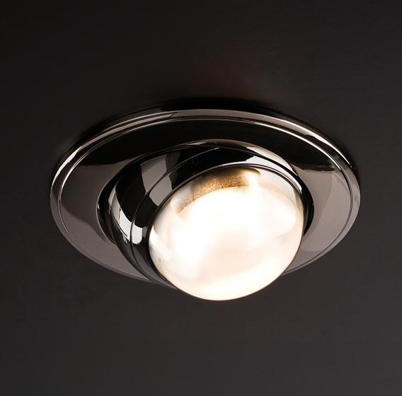 Spot incastrat TR 50 70070, E14 / R50, negru