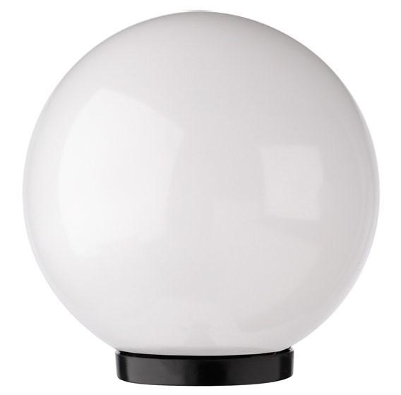 Corp de iluminat pentru exterior Sfera 2 9771, 1 x E27, D 25 cm, opal
