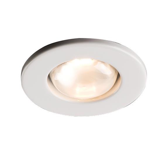 Spot incastrat FR 50 70047, E14 / R50, alb