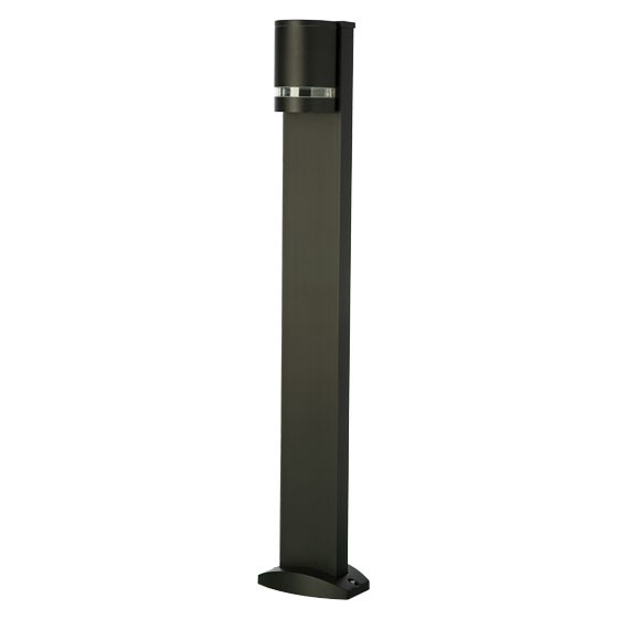 Stalp de iluminat ornamental Focus 9813, 1 x GU10, 100 cm