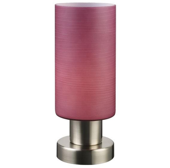 Veioza Lika 01-437, 1 x E14, rosu