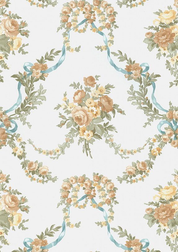 Tapet vinil, model floral, Parato Blooming garden 4100 10 x 0.53 m