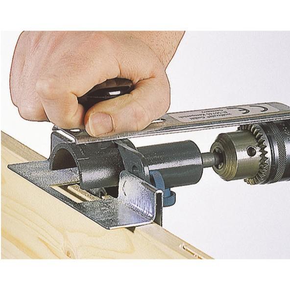 Dispozitiv de atasare freza universala pentru lemn, Wolfcraft 3001000