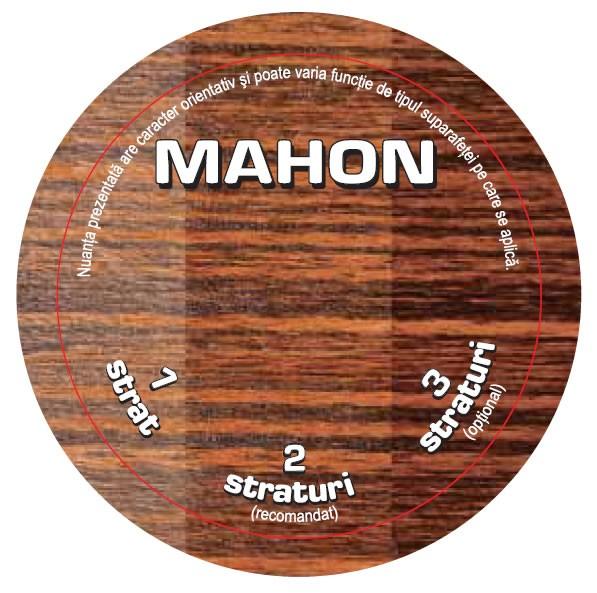 Lac pentru lemn Savana cu Teflon mahon 2,5 litri
