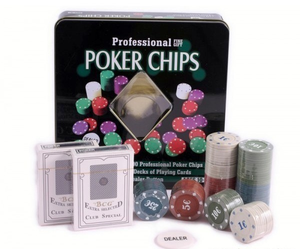 Set poker texas 100 + 2 perechi de carti