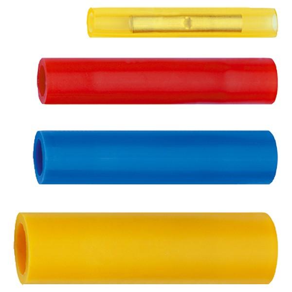 Mufa cupru izolata 0,5-1mmp PVC 100bucati X670