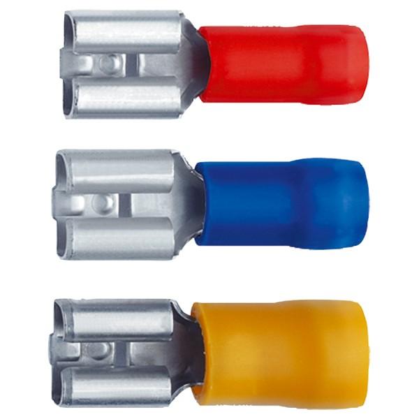 Fisa plata izolata mama 4-6mm PVC 100bucati X750