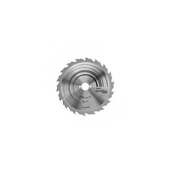Disc circular, pentru lemn, Bosch Speedline Wood, 2608640787, 160 x 20 mm