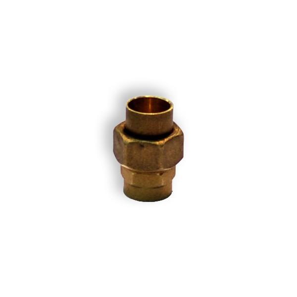 Olandez interior 18 mm, filet exterior 1/2 inch, cupru, 4340G