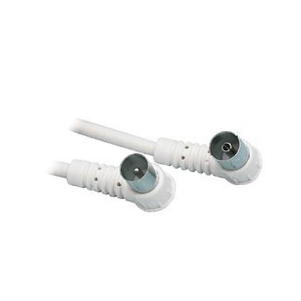 Cablu coaxial mufat VLSP40100W15, 1.5 m