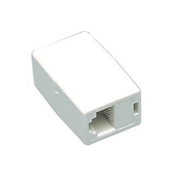 Cuplaj modular 4/6 (rj11) TEL-0008-BW