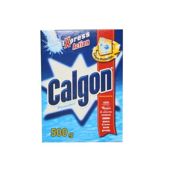 Pudra anticalcar Calgon Express Action pentru masina de spalat, 500 g