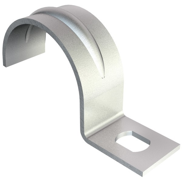 Brida zincata pentru teava 23mm 1003232