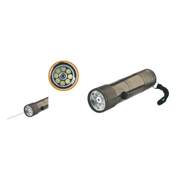 Lanterna LED MFL 02, cu pointer