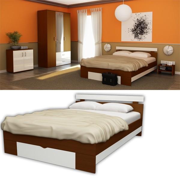 Dormitor Raul  -  Pat Lombardia